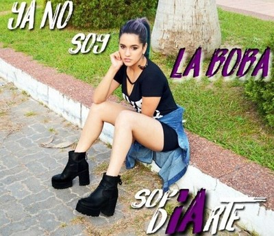 """La sugerente canción de Sofía Diarte: """"Ya no soy tu boba"""""""