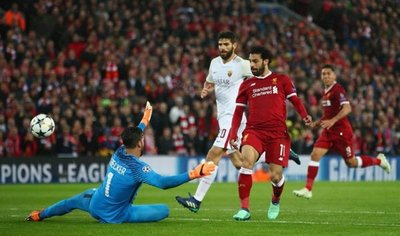 Real Madrid y Liverpool miran a Kiev