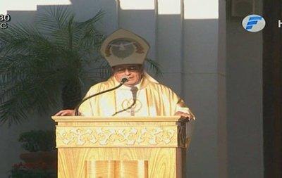 Obispo de Caacupé pide una sociedad más justa