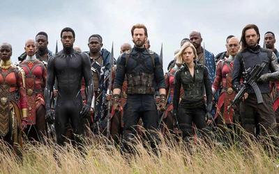 Avengers Ininity War se convirtió en el mejor estreno en la historia de EE.UU