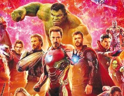 Avengers: Infinity War,   mejor estreno de la historia de EEUU