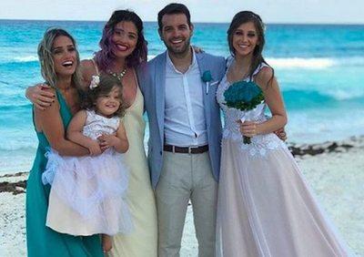 """Cocinero dio el """"sí, quiero"""" en Cancún"""