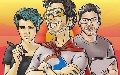 HOY / Coquitoman, el superhéroe paraguayo que cautivó a CNN