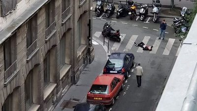 Acuchilló a peatones en París