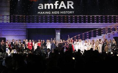 Recaudan más de 20 millones de dólares contra el SIDA en Cannes
