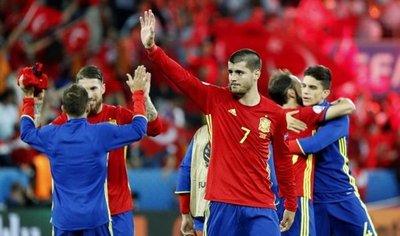 Morata, ausente en España: Desde ya estaré apoyando y animando