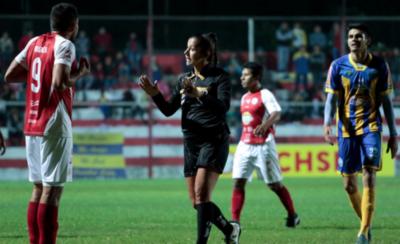 HOY / Empatan en el partido curioso de la Copa Paraguay