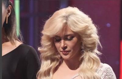 Claudia de Andrade no logró el tono de Yuri y fue nominada