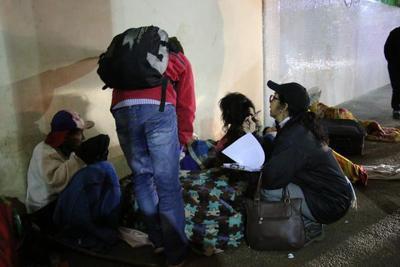 SNNA pide ayuda para trasladar a niños en situación de calle a refugio