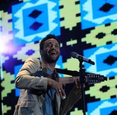 Luciano Pereyra: No imagino una gira sin Paraguay