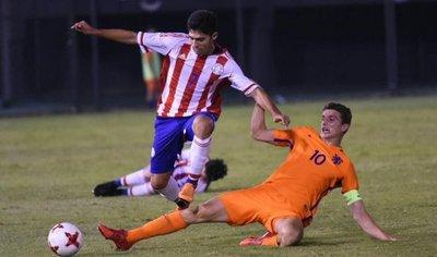 La Sub 21 cae ante Holanda desde el punto penal
