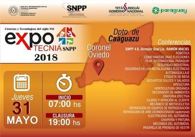 SNPP realizará su Expotecnia 2018 en Oviedo