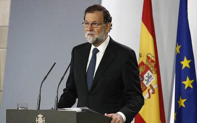 Mariano Rajoy renuncia a la presidencia de su partido