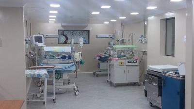 Habilitan mejoras en servicio de Neonatología en Coronel Oviedo