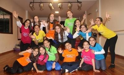 HOY / Musical infantil se presenta en Asunción y luego viaja rumbo a Alemania