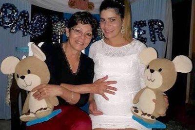 "Baby shower de ""Rico Comidita"""