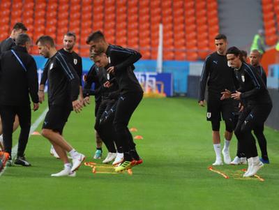 Uruguay, listo para el debut