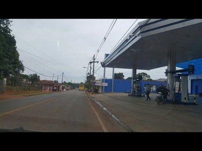Municipio de Cambyreta regula instalación de Estaciones de Servicios.
