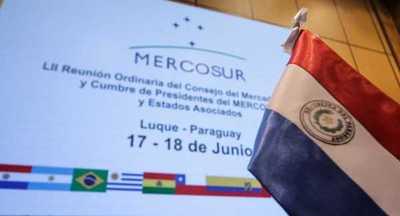 Paraguay entregó hoy presidencia pro témpore de Mercosur
