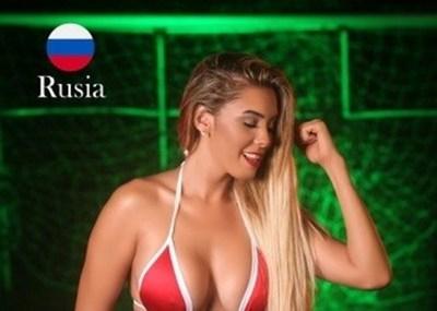 """Paraguay no juega el mundial pero las """"takuchilas"""" están más presentes que nunca"""