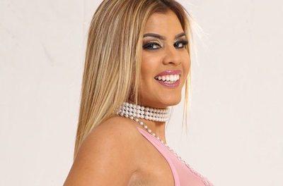 CON SUS ¡110 RAZONES! Bombonaza va por el Miss Paraguay