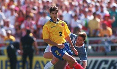 Andrés Escobar. Una pagina negra de la historia del futbol
