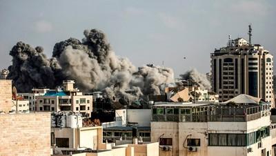 Fallecen dos adolescentes palestinos por bombardeos de Israel en Gaza