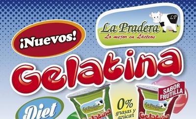 HOY / Lácteos La Pradera lanzará gelatina dietética