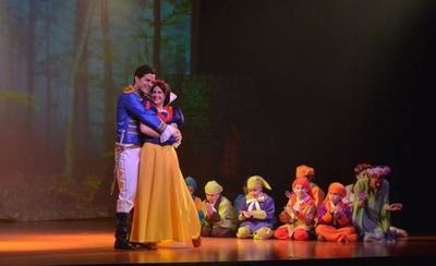 HOY / Último fin de semana de 'Alicia' y Blancanieves en el Teatro Latino
