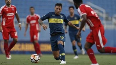 Boca le ganó 4-2 al DIM en amistoso disputado en Estados Unidos
