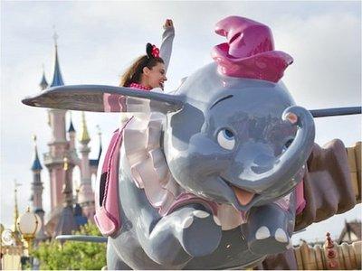 Subastarán 750 artículos procedentes de Disneylandia