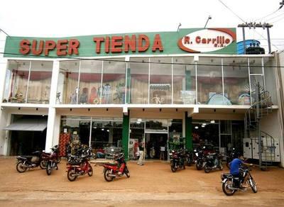 Asaltan supermercado en Horqueta