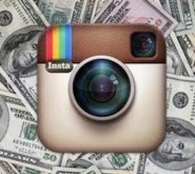 Instagram: Un millón de dólares por foto