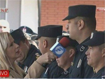 Policías heridos por grupos armados del norte reciben indemnización