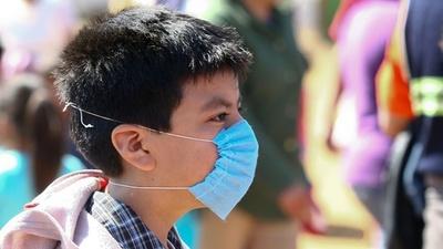 Influenza: Salud pide que niños enfermos no acudan a escuelas
