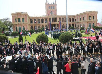 Reclaman ausencia del guaraní en actos de asunción de mando