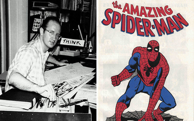 Fallece Stephen Ditko, uno de los creadores de Spiderman