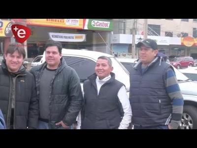 ENCARNACION SE INSTALA EN NACIONAL DE SAN IGNACIO