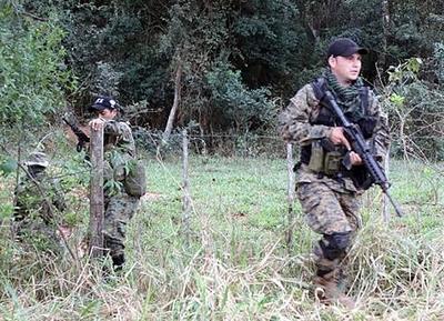 Militar que disparó a sus camaradas dio positivo al alcotest
