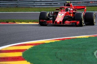 Raikkonen lidera segunda sesión de entrenamientos