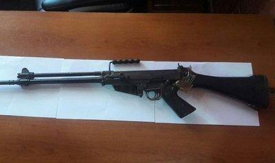 Destituido por robo de fusiles