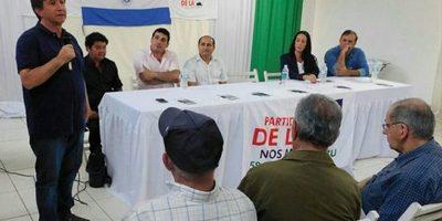 Partido de la A presentará candidaturas en Guairá