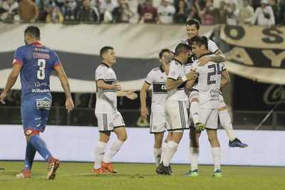 AUDIO: Olimpia 3-2 Independiente CG