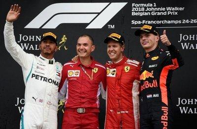 Ganadores y carreras que faltan en la Fórmula Uno