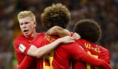 Bélgica voltea a Japón y se aferra al sueño mundialista