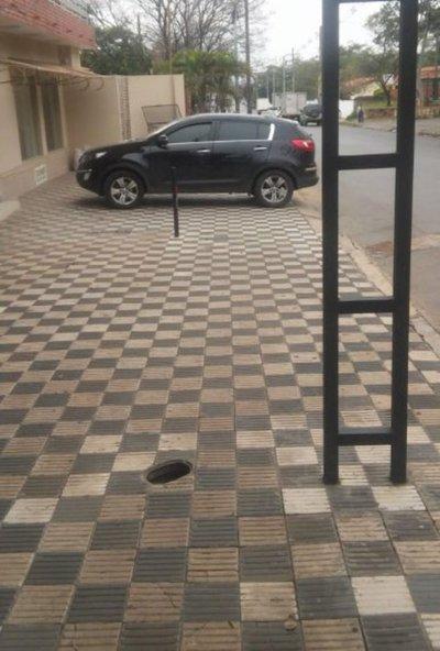 Pone en peligro a los peatones