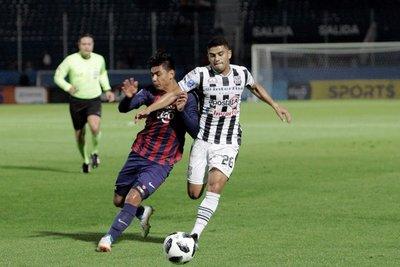 AUDIO: Cerro Porteño 1-1 Santaní