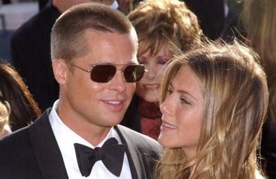 ¿Brad Pitt y Jennifer Aniston juntos de vacaciones en Italia?
