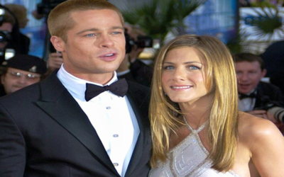 Las vacaciones secretas de Brad Pitt y Jennifer Aniston