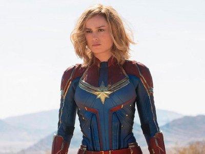 Primeras imágenes de Capitana Marvel salen a la luz